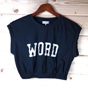 "LA Hearts ""WORD"" Shirt"